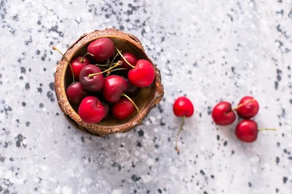 beneficios comer las cerezas fruta temporada
