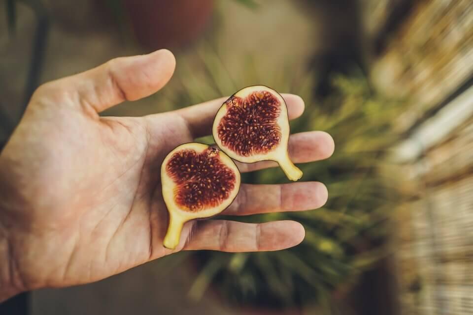 beneficios comer higos, fruta temporada