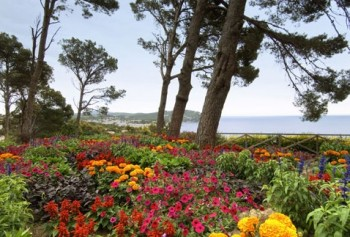 Jardines de cap roig, notas naturales, actividades al aire libre, costa brava, palafrujell, jardin botanico