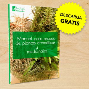 Manual para secado de plantas aromática y medicinales