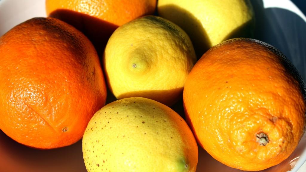 Beneficios y usos de los cítricos, limon, naranja, notas naturales