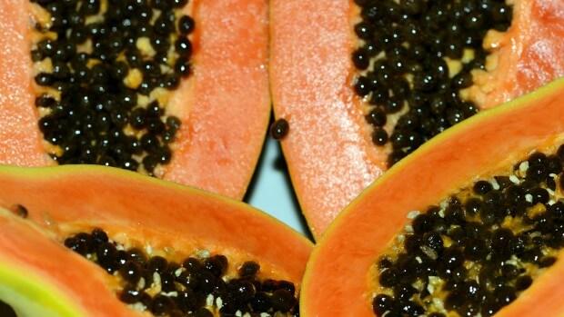 papaya propiedades, fruta tropical, notas naturales