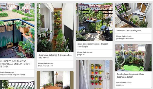 diseño jardines urbanos, tablero pinterest, notas naturales