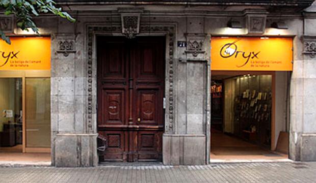 oryx tienda