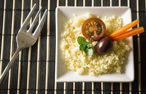 alternativas al arroz y la pasta, cuscus, notasnaturales