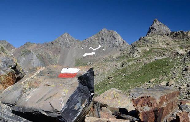 que es el trekking, rutas gr