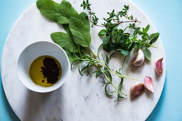 hierbas aromaticas para cocinar
