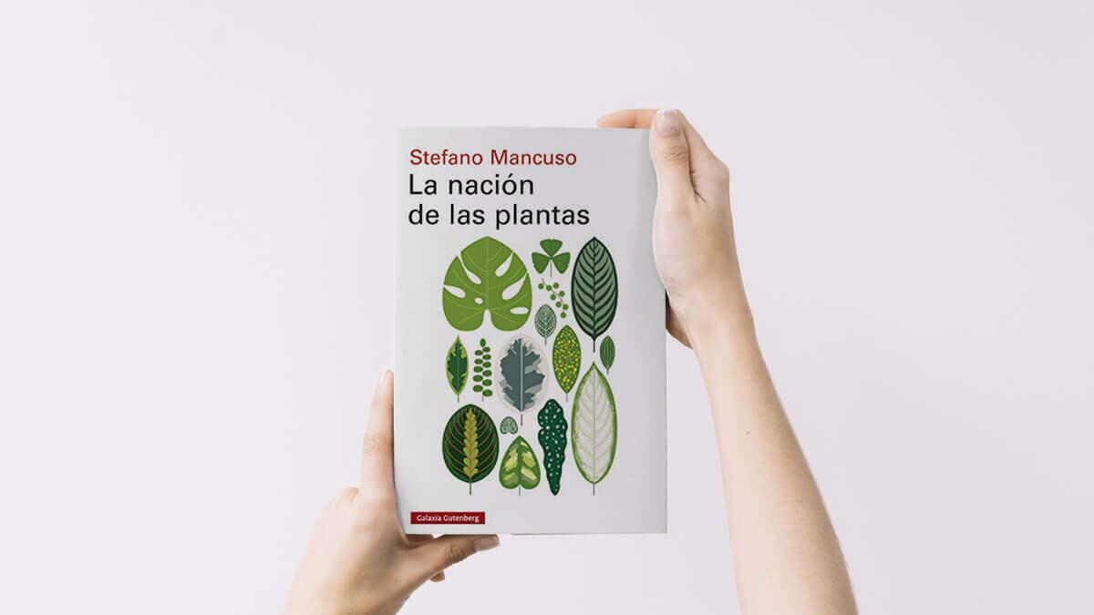 portada libro la nación de las plantas, Stefano Mancuso