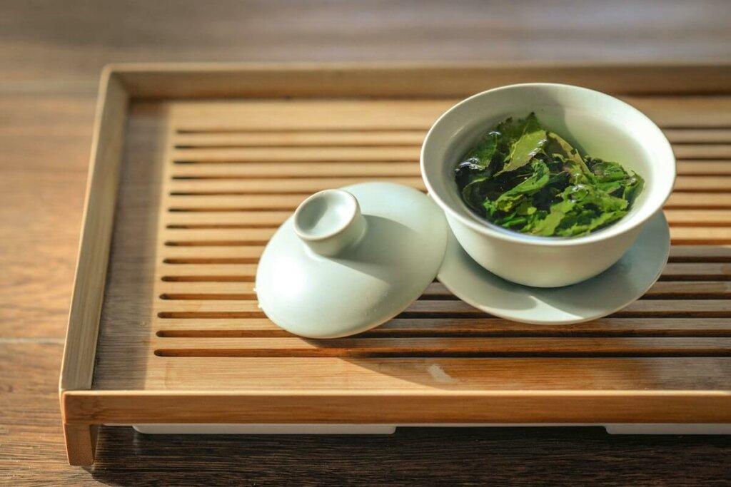 El té verde (Camellia sinensis) es una planta con potenciales propiedades anticancerígenas