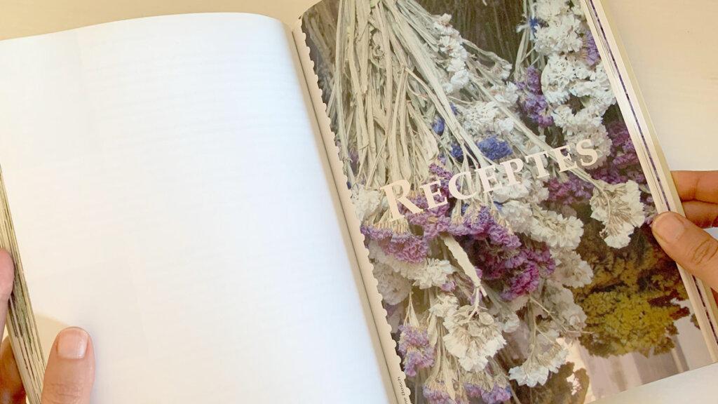 ilustraciones interior libro guía del recolector